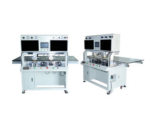 High Efficiency LCD Bonding Machine Large Size Easy Operation For FPC Fog Cof Tab Cog