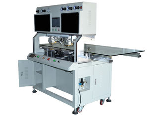 618SH High Precision Flex Cable Acf Bonding Machine , LCD Screen Repair Machine